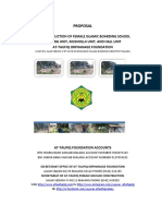 English Proposal - Yayasan at-taufiq