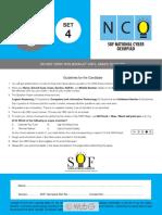 nco-level1-class-6-set-4