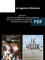 Exercices Pub Et Registres