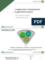 Estudio de la oxigenación e interpretación de la.pptx