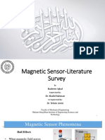 Magnetic Sensor Literature Surway.pptx