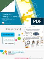 Lubrication Storage & Handling-Reliability.pptx