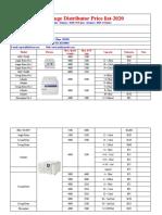 Centrifuge-Distributor Price list 2020.pdf