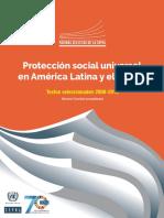 Protección social universal en ALC