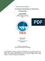 Satellite Remote Sensing Technology in Underwater Archaeology