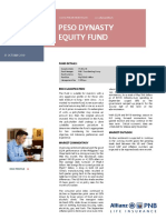201910 Peso Dynasty Equity Fund Fact Sheet (PNB)