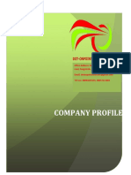 Company Bussiness Profile- Dot Onpoint Solutions Limited