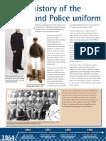 Brief History of Qld Police Uniform