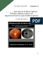 Oftalmoscopia de fibras ópticas. ANM  Muci-Mendoza, junio 2011.