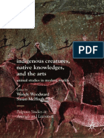 (Palgrave Studies in Animals and Literature) Wendy Woodward, Susan McHugh (eds.) - Indigenous Creatures, Native Knowledges, and the Arts_ Animal Studies in Modern Worlds-Palgrave Macmillan (2017)