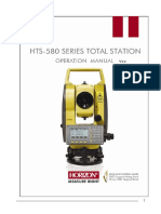 HTS-580 operation manual V2.0