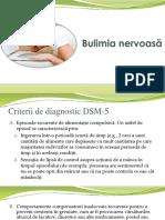 Bulimia nervoasă