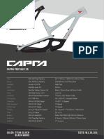 SPEC Overview Range 2020