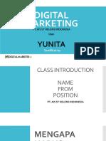 MATERI DIGITAL MARKETING PT AIS - YUNITA NEW.pdf