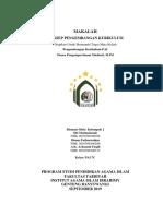 1. Konsep Dasar Pengembangan Kurikulum ( St. Mutmainnah, Dimas Faturrohim, A