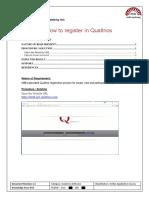 How to Register Qualtrics
