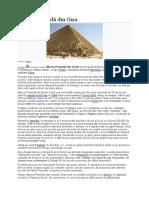 Marea Piramidă din Giza.docx
