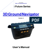 Ground navigator | Gold Detector 2020
