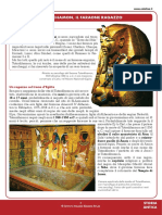 tutankamon il faraone ragazzo