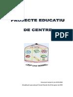 PROJECTE EDUCATIU DE CENTRE (PEC)