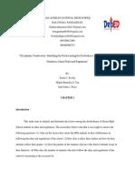 Practical Research i (Manuscript)