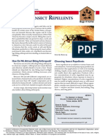 Insect-Repellents Consumer Chemistry
