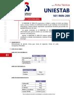 UNIESTAB 501 RKN 200