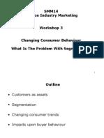 3 Changing Consumer Behaviour