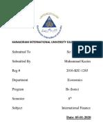 International Finance Payramids