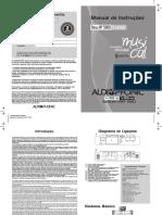 Amplificador  Manual 0507 HP5000