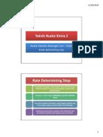TRK 2 - rate determining step.pdf