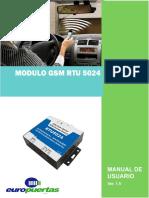 Manual español RTU5024