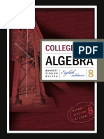 [Barnett] - College Algebra 8th - 2008