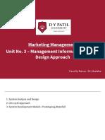 BBA Business Information System Module 4 System development