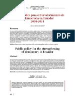 Dialnet-PoliticaPublicaParaElFortalecimientoDeLaDemocracia-5556792