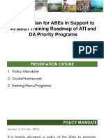 Training Plan for ABEs pres fin