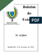 Portaria Adicional de Habilitação atualizada 2019