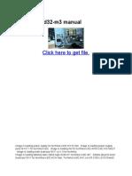 Technika lcd32-m3 manual