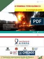 Incêndio no Terminal Petroquimico Alemoa_Apresentaçao Unisinos_2018