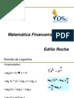 Curso DSC Mat Financeiro extra