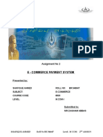 E Commerce 2nd Assign Ok (Repaired).doc