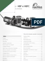 manual NBF nautilus2018