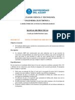 Manual de Prácticas PLC