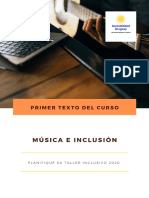 Curso Online para docentes de Enseñanza Primaria Secundaria Especial
