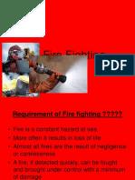 fire fighting