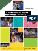 Un jardín maternal pleno de posibilidades educativa1