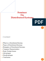 Distributed System PPT