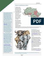 Eastern & Western Africa