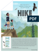Hike by Pete Oswald Author's Note