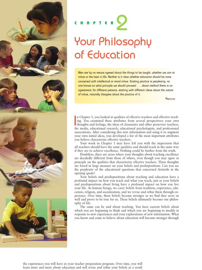 Progressivism PDF   Philosophy Of Education   Inductive Reasoning